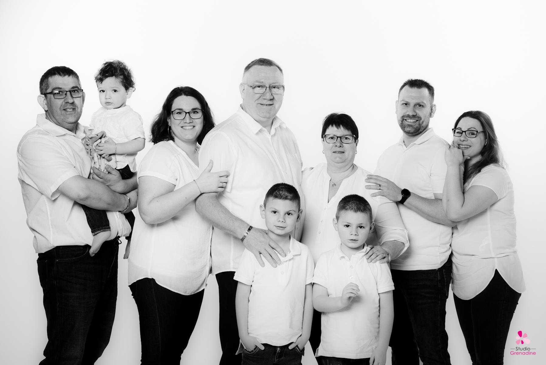 Séance photo famille 77