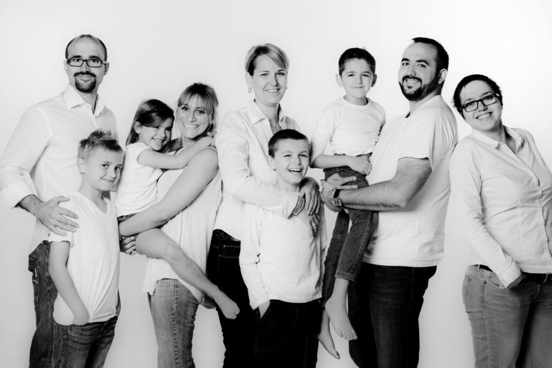 Photographe de grande et très grande famille idf