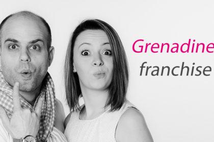 Grenadine, 1ère franchise de studio photo en France !!!