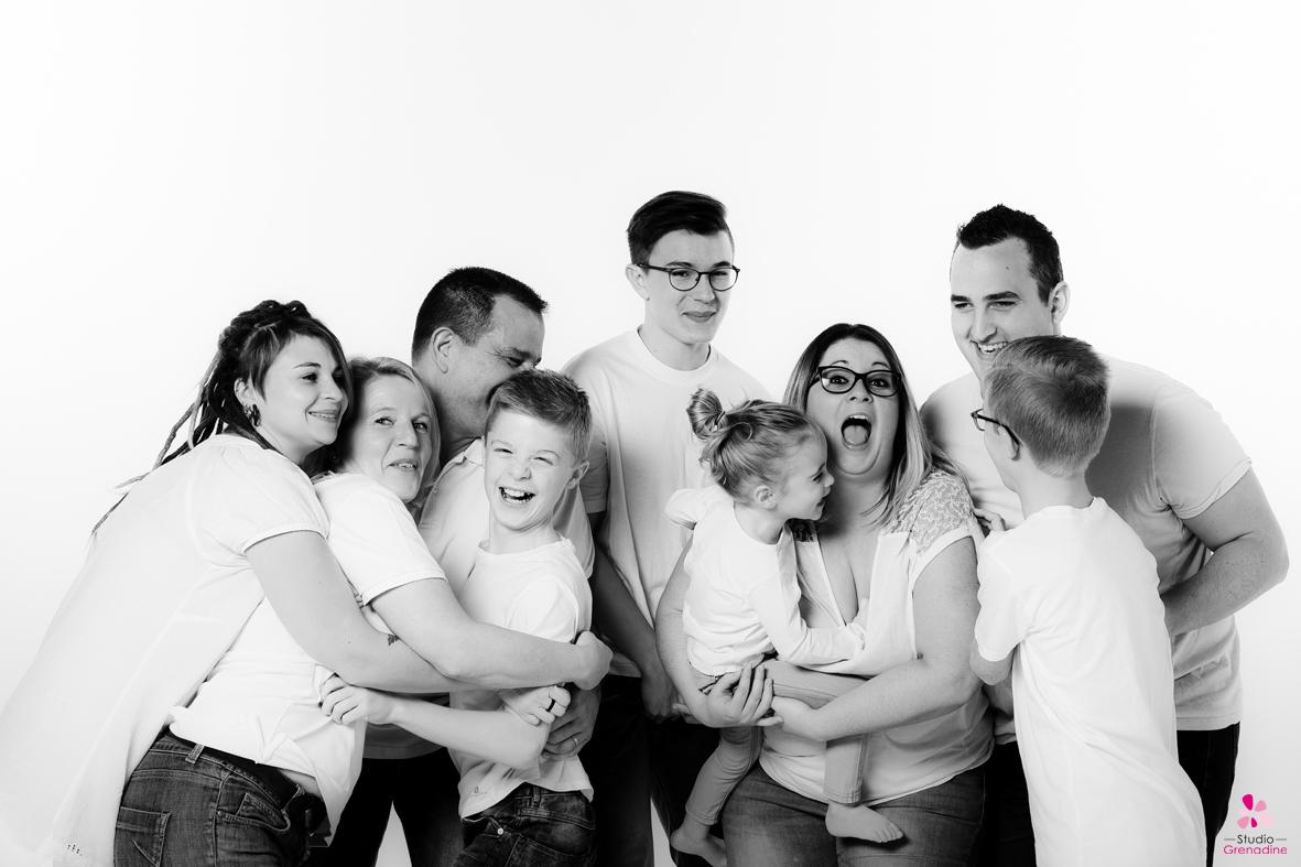 Photographe grande famille 77