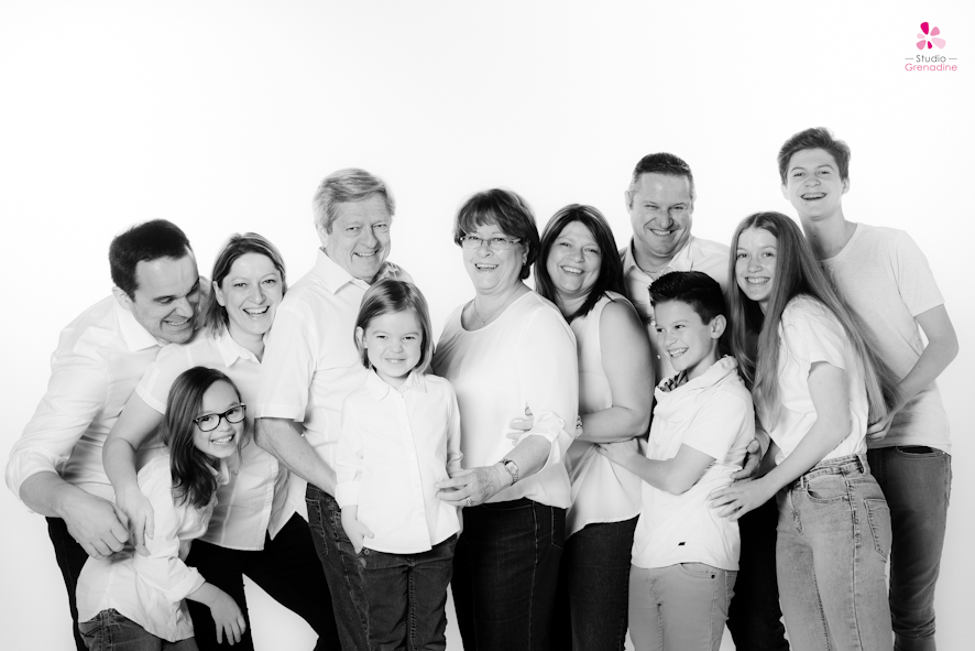 Shooting photo famille idf