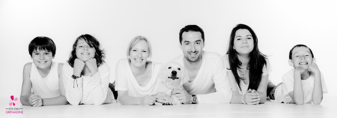 L quipe grenadine se pr pare pour no l galerie studio grenadine - Photo de famille originale ...
