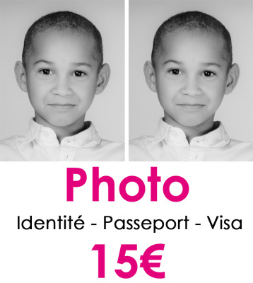 Photo identité Passeport Visa 77