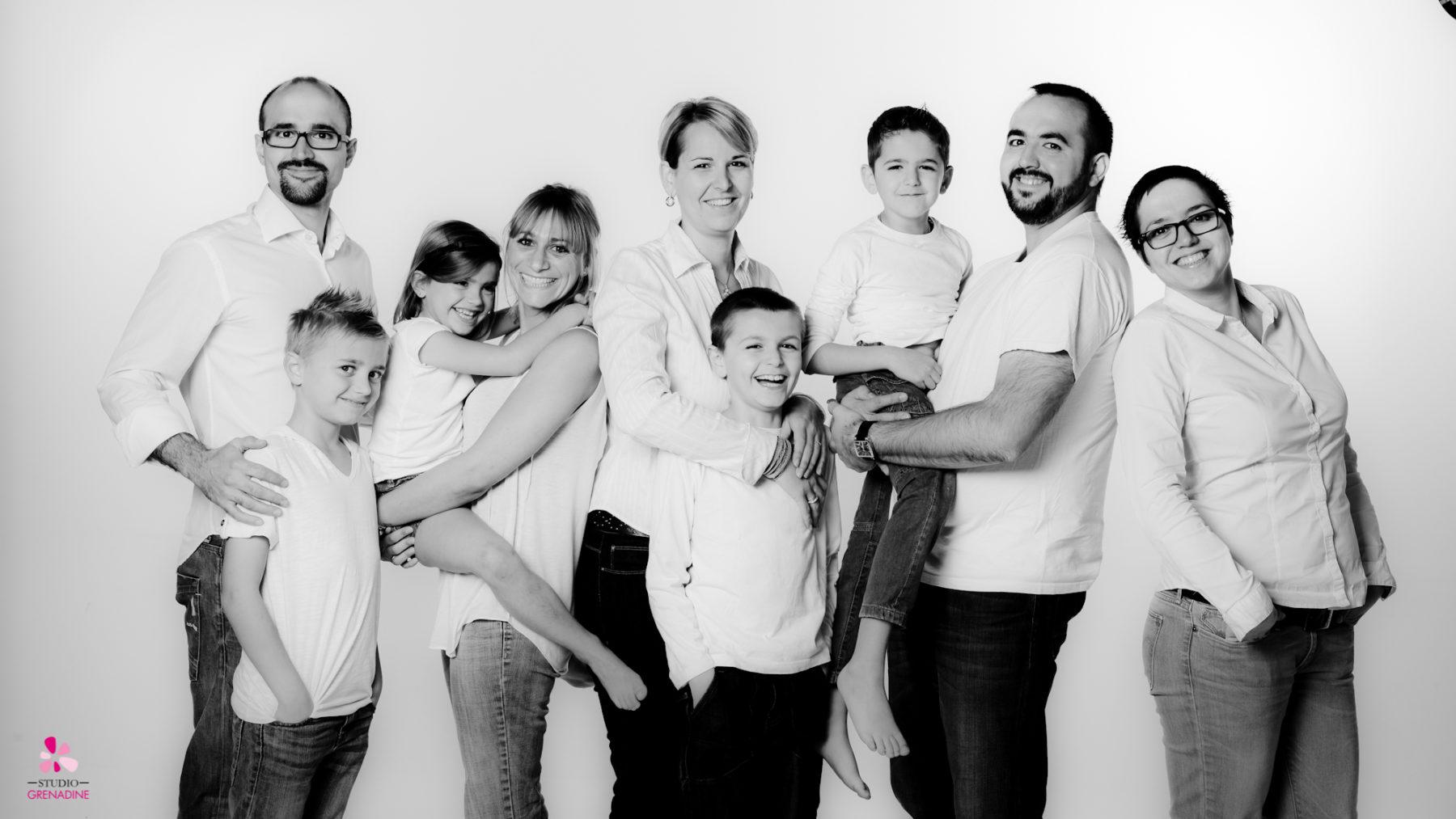 Photographe de famille enfant et cousin-1