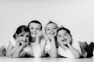 Photographe de famille enfant et cousin-2