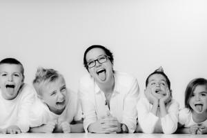 Photographe de famille enfant et cousin-3