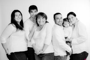 Photographe gande Famille