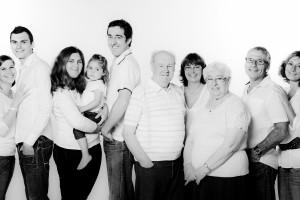 Photographe grande famille Orléans