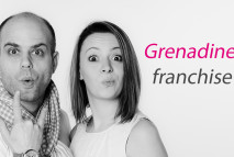 Franchise studio photo grenadine