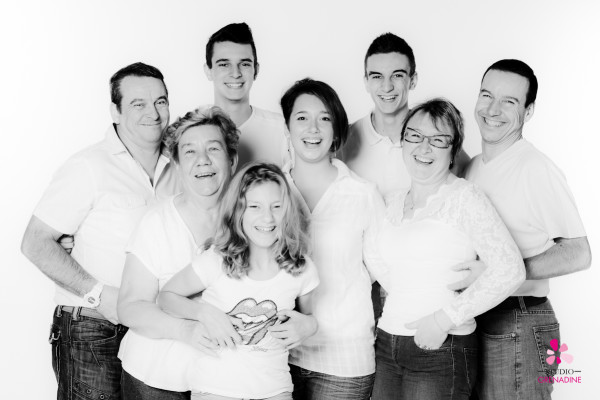 Photographe de grande famille